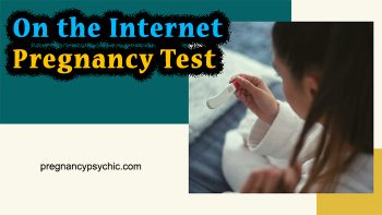 On the Internet Pregnancy Test